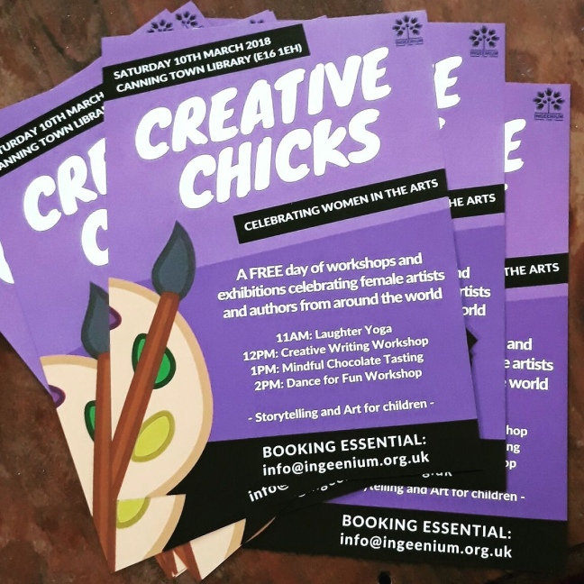 Creative Chicks Ingeenium